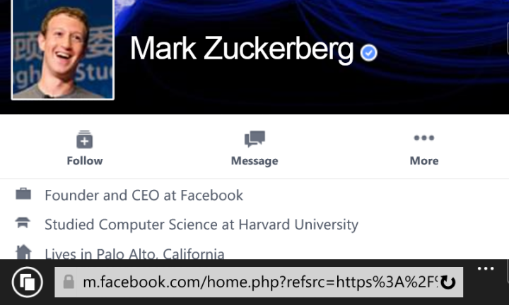 An open letter to Mark Zuckerberg, CEO of Facebook